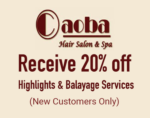 Receive 20% Off Any One Service - (New Customers Only)